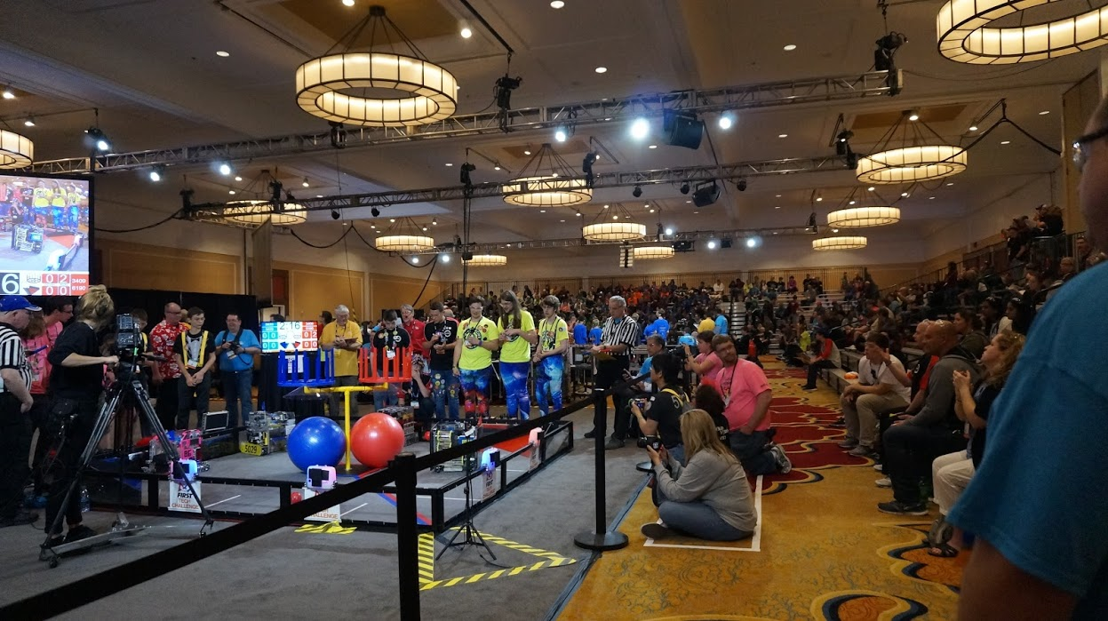The FTC competition area